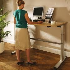 posturite deskrite 300 sit stand writing desk