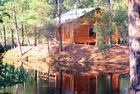 1 bedroom with loft log cabin the retreat at artesian lakes