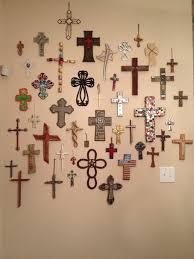 beautiful ideas crosses wall decor dazzling 25 best ideas about