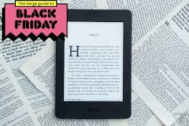 amazon kindle paperwhite black friday deals 2016 amazon u0027s black friday sale begins early with cheap kindles 4k tvs