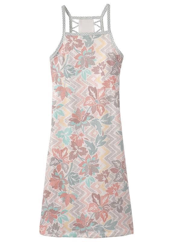 prAna Ardor Dress Cream Horchata Medium W31180369 -106-M
