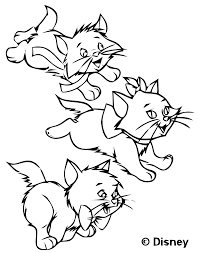 les aristochats 2 the aristocats coloring pages coloring for kids