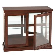 antique oak bookcase with glass doors curio cabinet high end bow front mahogany china cabinet or curio