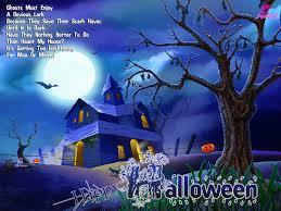 halloween wallpaper free download with children u0027s poems poetry