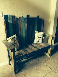 Diy Reclaimed Wood Storage Bench by 117 Best Palets Pallet Images On Pinterest Projects Diy And