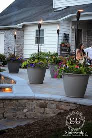 Best 25 Deck Landscaping Ideas Only On Pinterest Pool Furniture