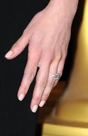 halloween wedding rings 15 biggest celebrity engagement rings most famous wedding rings