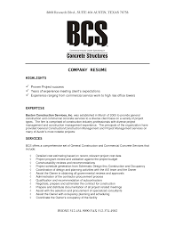 resume examples for project managers resume examples for company