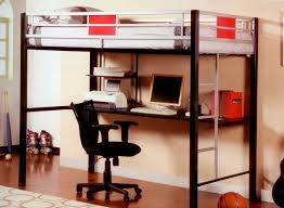 Modern Kids Bunk Beds With Desk  Bunk Beds With Desk Ideas  Home - Kids bunk bed with desk