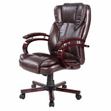 Brown Leather Task Chair Compare Prices On Brown Leather Executive Chair Online Shopping