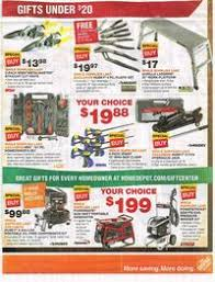 home depot weekly ad black friday home depot black friday 2012 ad scan