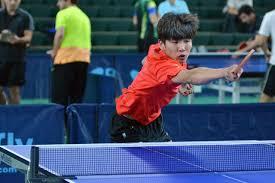 Table Tennis Tournament by 2015 Butterfly La Open Table Tennis Tournament Xia Jiwei