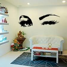 online get cheap beautiful bedroom design aliexpress com yoyoyu wall decal beautiful big eye lashes wink decor wall art mural vinyl decal stickers interior