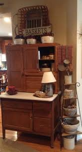 Painting Kitchen Cabinets Two Different Colors Best 10 Hoosier Cabinet Ideas On Pinterest Oak Furniture House