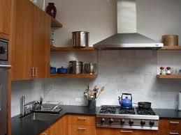 Kitchen Backsplash Cherry Cabinets by Solid Cherry Cabinets Marble Subway Tile Backsplash Stainless