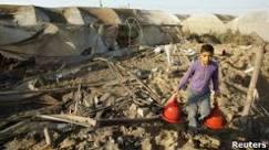 BBC Brasil - Notícias - Água da Faixa de Gaza está contaminada ...