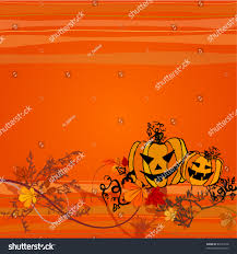 halloween cute background vector cute halloween illustrated background stock vector 83522578