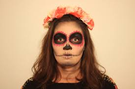 dead makeup halloween day of the dead makeup