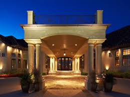mediterranean house plans with porte cochere arts