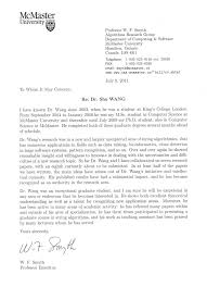 Sample Application Letter For The Post Of Assistant Professor