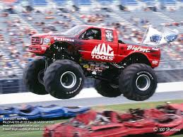 racing monster trucks mac tools bigfoot the bigfoot racing team pinterest racing