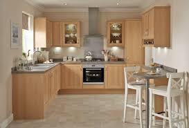 greenwich light oak shaker style kitchen youtube