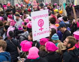 Here     s what the Women     s March D C  looked like to college     USA TODAY College