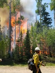 Wildfire Containment by Brian Head Fire Grows To 33 000 Acres Containment At 5