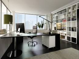 Open Home Office Ideas U0026 Tips Appealing Home Office Decorating Ideas With Dark