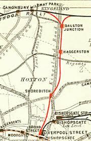 Shoreditch railway station