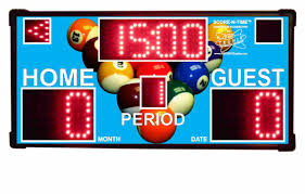portable scoreboards event timers custom scoreboards