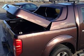 nissan navara d40 hard top tonneau lid available in black now or