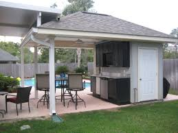 pool houses cabanas u0026 outdoor kitchens eco builders pool