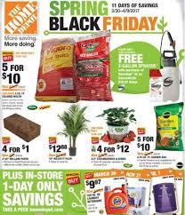 home depot black friday shopper home depot spring u201cblack friday u201d u2013 deals on mulch garden soil