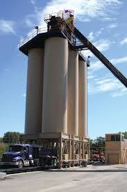 Simple Silo Builder Gallagher Asphalt Plant Upgrades To Reduce Noise