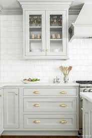 Ash Kitchen Cabinets by Best 25 Gray Kitchen Cabinets Ideas Only On Pinterest Grey