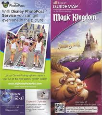 Printable Map Of Disney World Magic Kingdom Guidemaps