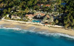 president trump selling his st martin mansion