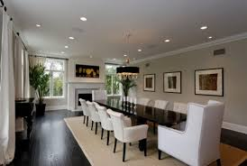 Large Dining Room Table - Large dining rooms