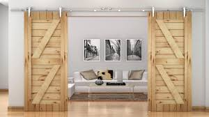Diy Barn Doors by Barn Door Type Closet Doors Roselawnlutheran