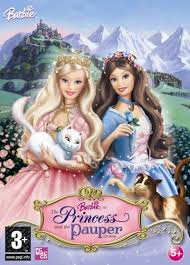 Barbie as the Princess and the pauper (2004)