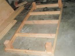 Build Your Own Platform Bed Base by Best 25 Twin Bed Couch Ideas On Pinterest Twin Mattress Couch