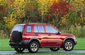 2000 chevrolet tracker information and photos zombiedrive