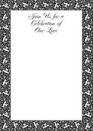 Free E Wedding Invitation Cards Email Invitation Template Invitation Templates Templates