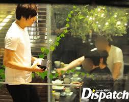 Hot boy Lee Min Ho left girl fans heartbroken after confirming           starLeeminho