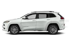 2015 jeep cherokee overview cars com