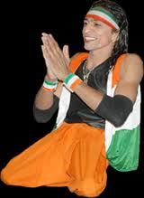 Dance on Hands with Kamlesh Patel - kamlesh