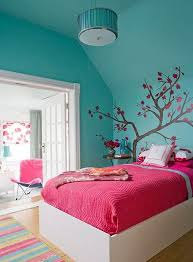 Best  Turquoise Girls Bedrooms Ideas On Pinterest Turquoise - Colorful bedroom design ideas