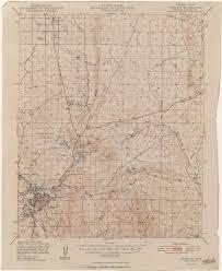 Map Az Arizona Historical Topographic Maps Perry Castañeda Map