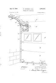 Warren Overhead Door by Patent Us2755081 Garage Door Operators Google Patents